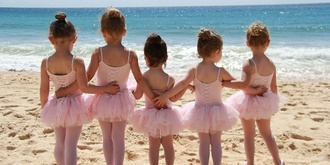 Baby Ballet at Westfield Whitford City
