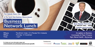 Business Network Lunch - October 2019