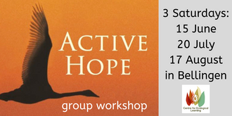 Active Hope 3-session workshop