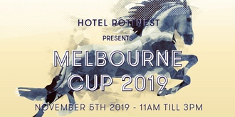Hotel Rottnest Presents Melbourne Cup 2019