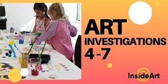 Art Investigations : Term 1 2020 Bibra Lake