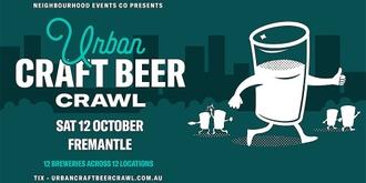 Urban Craft Beer Crawl (Fremantle)