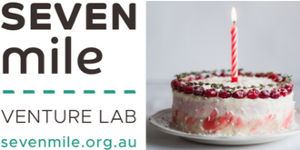 SEVENmile Venture Lab December meetup - 1st Birthday Celebration