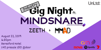 Mindshare Gig Night
