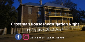 Grossman House End of Year Ghost Hunt