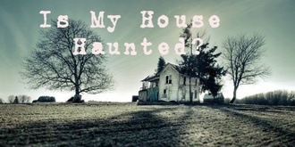 Frightfully Good Sunday Sessions - IS MY HOUSE HAUNTED WORKSHOP