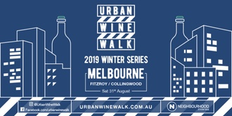 Urban Wine Walk (Fitzroy / Collingwood)