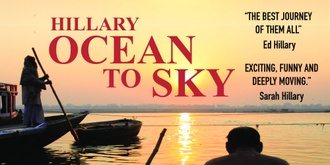 Ocean to Sky premiere screening to benefit Sir Ed Hillary's Himalayan Trust - Wanaka