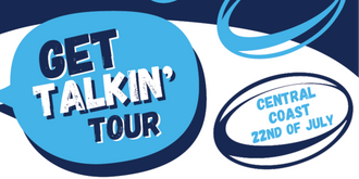 Get Talkin' Tour |  Central Coast