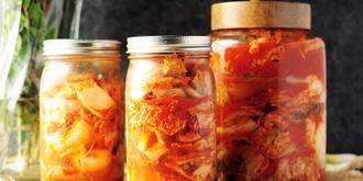 Kimchi and Ginger Beer Workshop