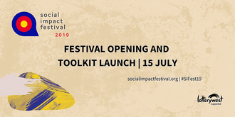 Festival Opening & Social Impact Toolkit Launch 2019
