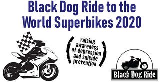 Black Dog Ride to the 2020 MOTUL FIM Superbike World Championship, Yamaha Finance Round - Victorian Leg