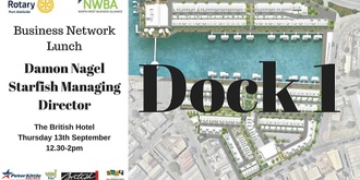 Business Network Lunch-Dock 1