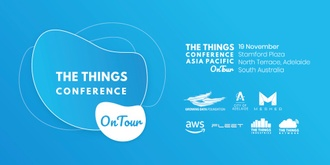 The Things Conference Asia Pacific On Tour 2019