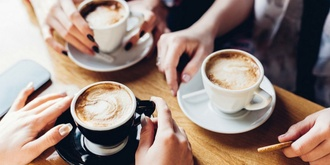 Coffee chat with Pauline Stanley
