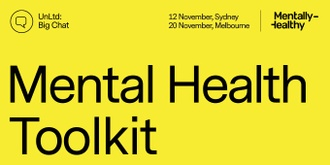 Big Chat Mel - Your Mental Health Toolkit
