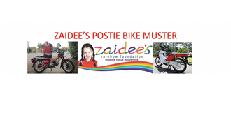 Zaidee's Postie Bike Muster 24th 25th & 26th April 2020.