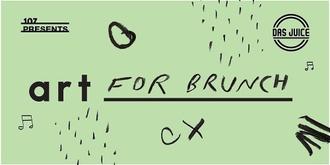 107 Presents: Art for Brunch