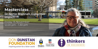 Masterclass: Collective Impact with Dr Nonie Brennan
