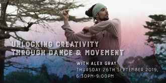 Unlocking Creativity through Dance & Movement