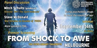 'From Shock to Awe' Premier Screening - Melbourne