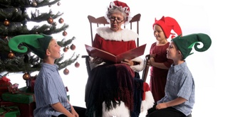 Meet Mrs.Claus for story time