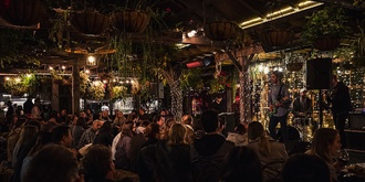 Blues and Mulled Wine Night | The Grounds Garden