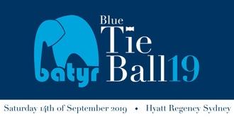 batyr Blue Tie Ball | 2019