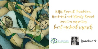 RHH Research Foundation, Handmark and Mandy Renard Art Raffle