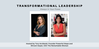 Transformational Leadership - Always In Your Power
