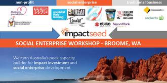 Social Enterprise Development Workshop (BROOME)