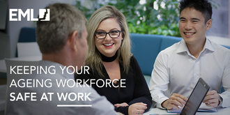 Keeping Your Ageing Workforce Safe At Work - Sydney