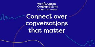 Wellington Conversations - Mt Vic Hub - September