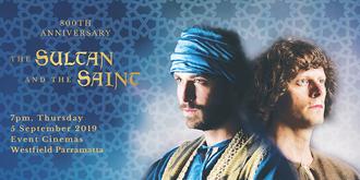 The Sultan & the Saint 800th Anniversary