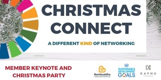 Leadership Keynote and Networking - December Event - Christmas Connect