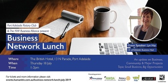 Business Network Lunch-July 2019
