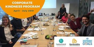 Corporate Kindness Program 2019