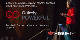 FitT eWorkshop - Quietly Powerful with Megumi Miki