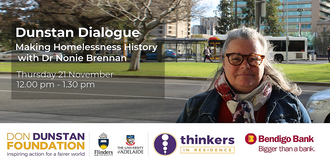 Making Homelessness History with Dr Nonie Brennan
