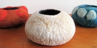 Make your own Felt Bowl Workshop
