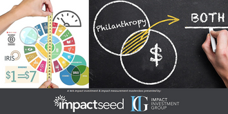 Impact Investment and Impact Measurement Masterclass (WA)