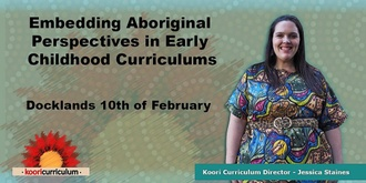 Docklands - Embedding Aboriginal Perspectives in Early Childhood