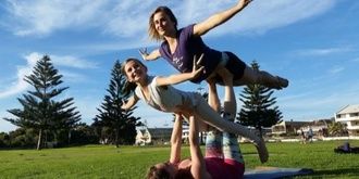 ACRO Yoga (with Sarah Fae)