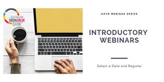 Introductory Webinar February - Australian Social Value Bank (ASVB)