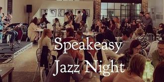 Speakeasy Jazz Night