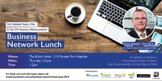 Business Network Lunch-June 2019