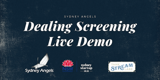 Sydney Angels Deal Screening Live Demo