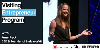 Extend Reality with Amy Peck, CEO & Founder of EndeavorVR