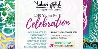The Yalari Dinner | Perth 2019