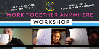 Work Together Anywhere Workshop (fully online) 4th June